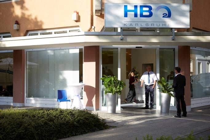 Eröffnung Druckkammer Karlsruhe HBO2