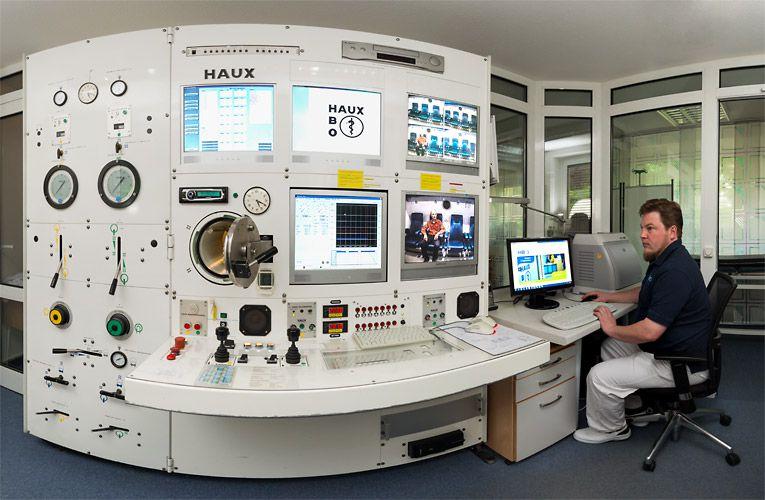 Moderne Druckkammertechnologie
