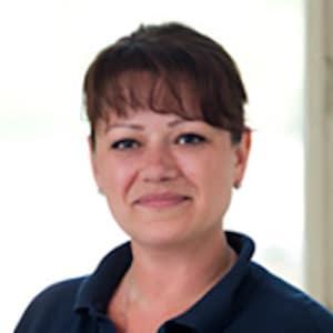 Antonia Stroh HBO2 Mitarbeiterin