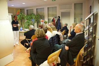 Patientenvortrag Dr. Oest Druckkammerzentrum Heidelberg